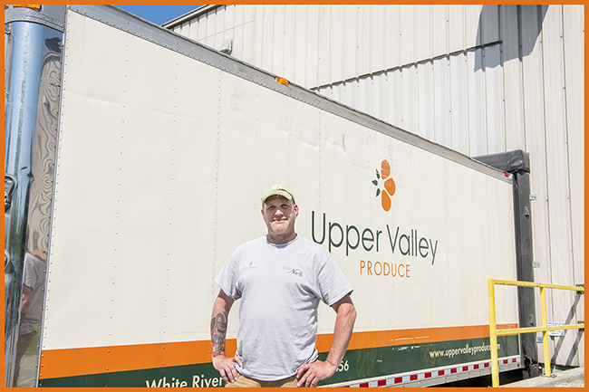 upper valley produce freight mark shaw